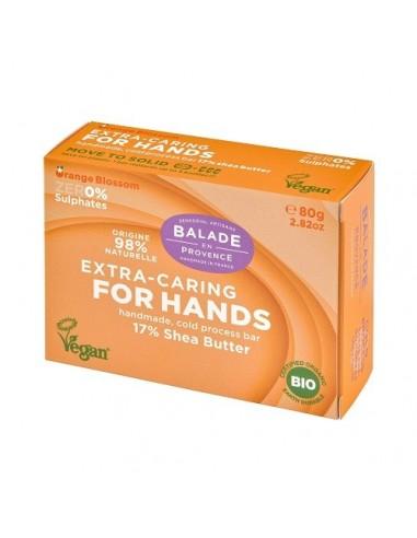 Jabón sólido extra nutritivo para manos