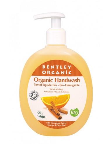 Jabón de manos líquido revitalizante