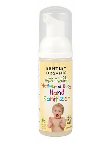 Desinfectante de manos mama y bebé