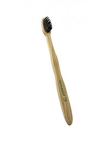 Cepillo de dientes de madera de haya...