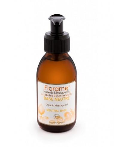 Aceite de masaje base Neutra