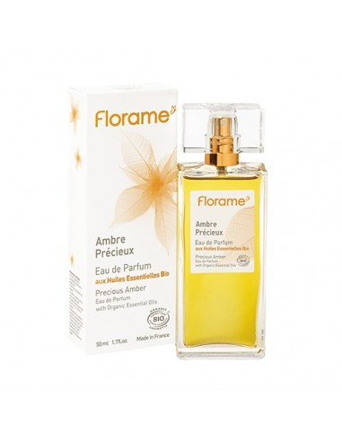 Eau de Parfum Bio Ambre Précieux
