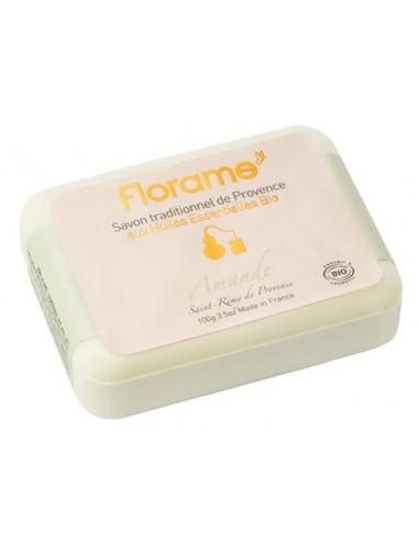 Jabón tradicional provenzal de almendras