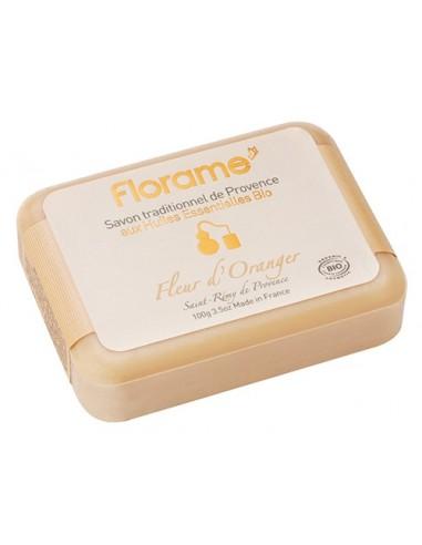 Jabón tradicional provenzal de azahar