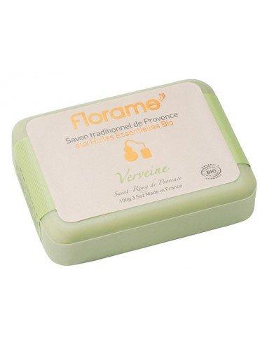 Jabón tradicional provenzal de verbena