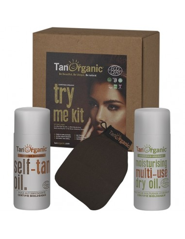 TRY ME KIT- Autobronceador+Aceite...