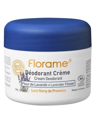 Desodorante sólido Flor de  Lavanda