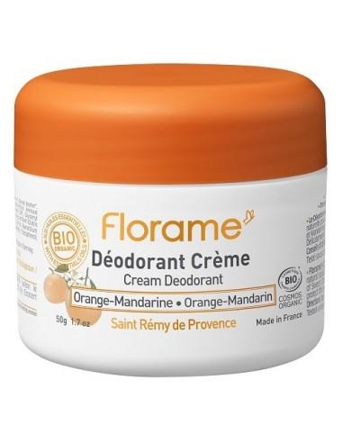Desodorante sólido Naranja-Mandarina