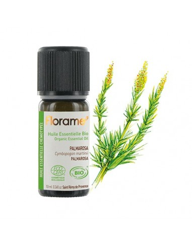 Aceite esencial de Palmarosa bio