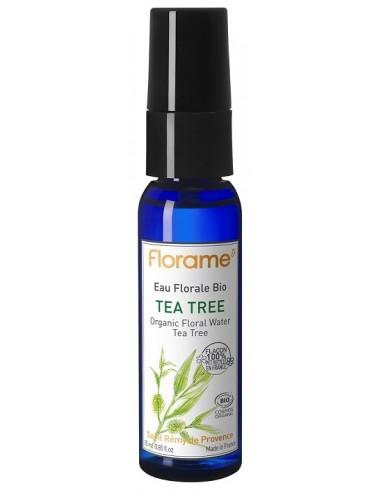 Agua Floral de árbol del te Bio 25 ml